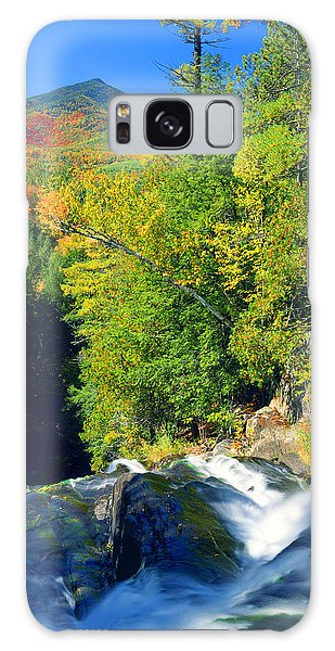 Styles Brook Falls Galaxy Case