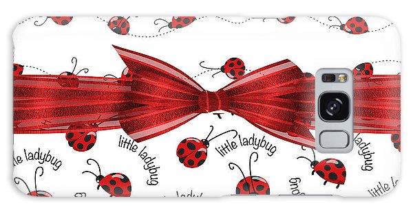 Stylish Ladybugs Galaxy Case