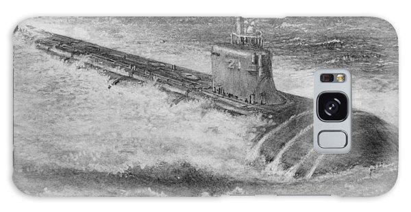 Submarine Galaxy Case by Jim Hubbard