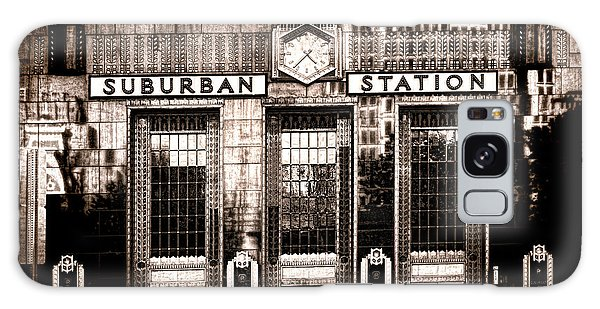 Suburban Station Galaxy Case