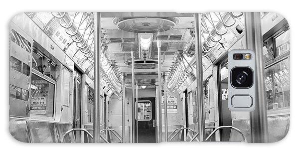 New York City - Subway Car Galaxy Case