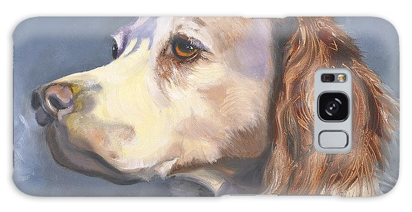 Such A Spaniel Galaxy Case