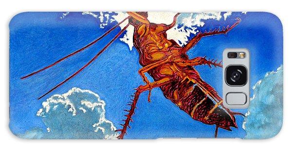 Sueno De La Cucaracha Galaxy Case by Gerhardt Isringhaus