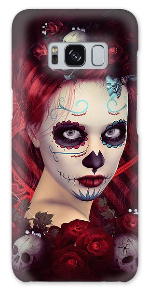 Sugar Doll Red Galaxy Case