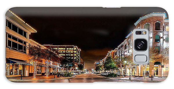 Sugar Land Town Square Galaxy Case