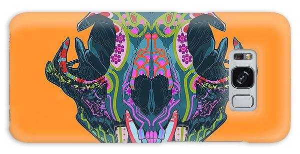 Sugar Lynx  Galaxy Case by Nelson dedos Garcia