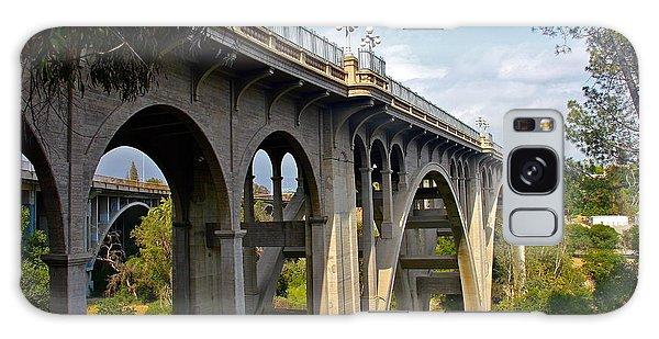 Suicide Bridge Galaxy Case