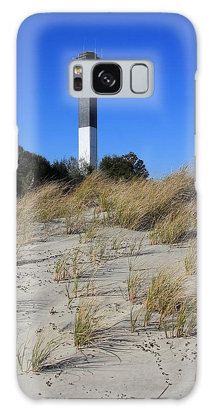Sullivan's Island Lighthouse Galaxy Case by Mountains to the Sea Photo