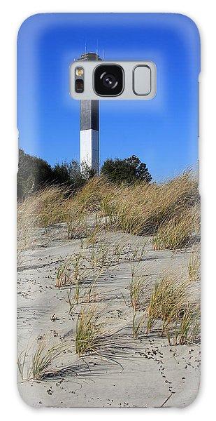 Sullivan's Island Lighthouse Galaxy Case