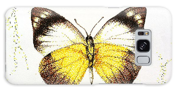 Sulphurs - Butterfly Galaxy Case by Katharina Filus