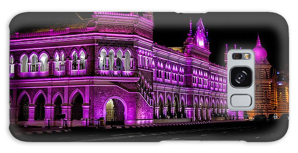 Town Square Galaxy Case - Sultan Abdul Samad Building by Adrian Evans