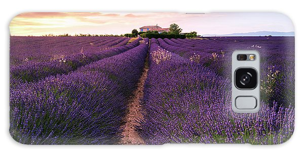 French Galaxy Case - Summer At Valensole by Richard Susanto