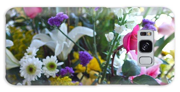 Summer Bouquet Galaxy Case
