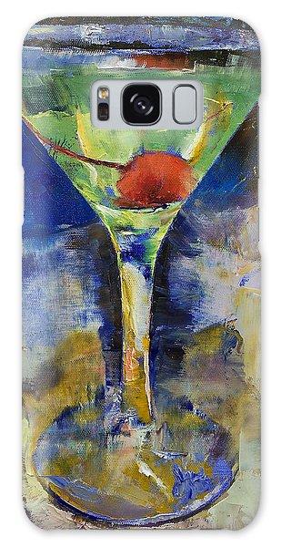 Summer Breeze Martini Galaxy Case