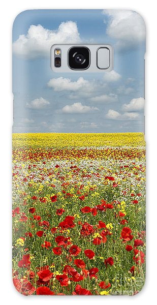 English Countryside Galaxy Case - Summer Colours by Tim Gainey