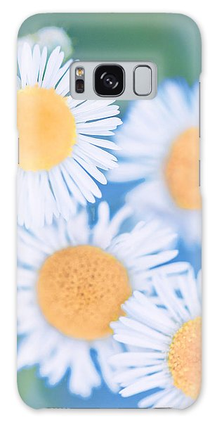 Summer Daisies Galaxy Case