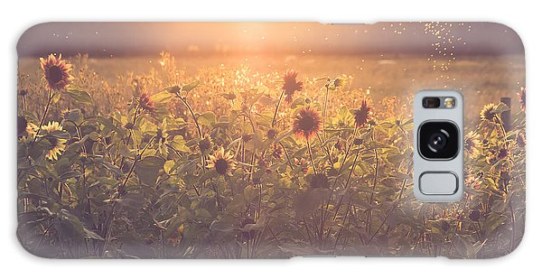 Summer Evening Galaxy Case by Chris Fletcher