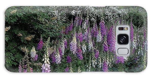 Summer Flowers 3 Galaxy Case by Vladimir Kholostykh