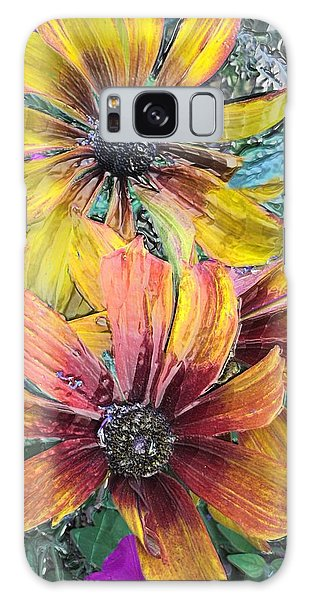 Summer Flowers One Galaxy Case