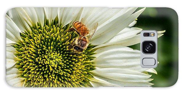 Summer Garden 3 Galaxy Case by Susan Cole Kelly Impressions
