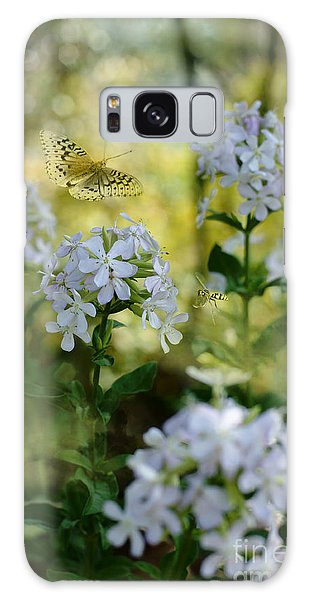 Summer Magic Galaxy Case by Beve Brown-Clark Photography