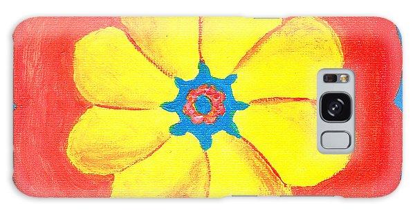 Summer Mandala Galaxy Case