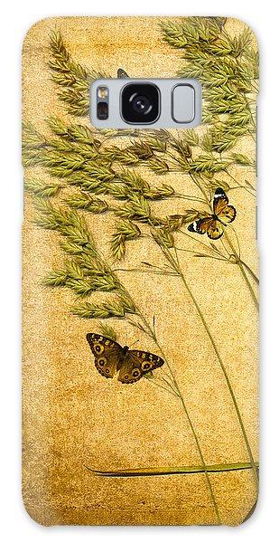 Jan Galaxy Case - Summer Meadow by Jan Bickerton