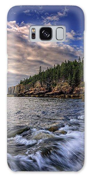 Otter Rock Galaxy Case - Summer Morn by Rick Berk