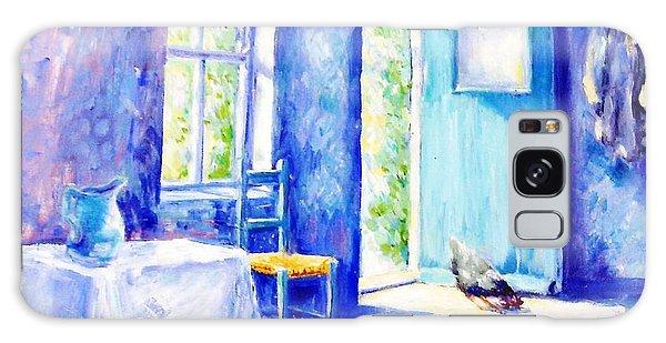 Summer Morning  Galaxy Case by Trudi Doyle