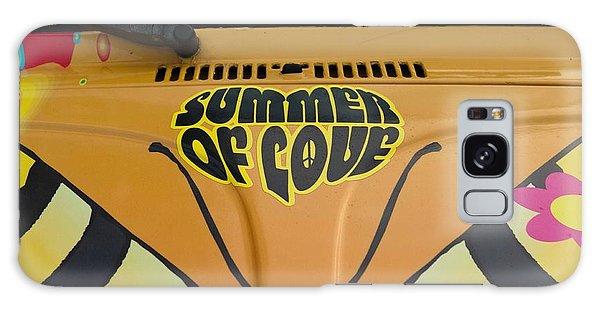 Summer Of Love Galaxy Case