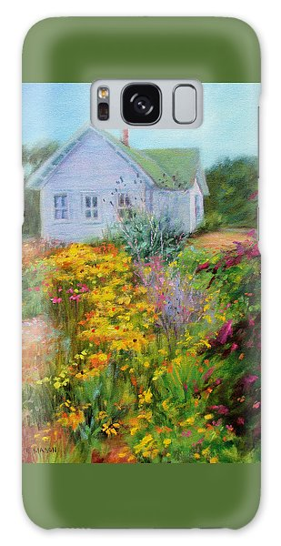 Summer Place- On The Outer Banks Galaxy Case by Bonnie Mason