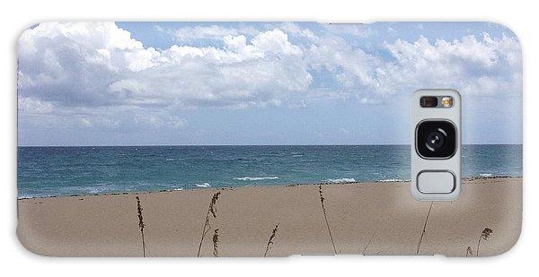 Summer Shore Galaxy Case