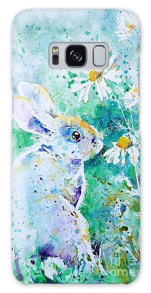 Summer Smells Galaxy Case by Zaira Dzhaubaeva