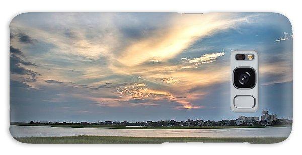 Summer Solstice Sunrise 2014 Galaxy Case