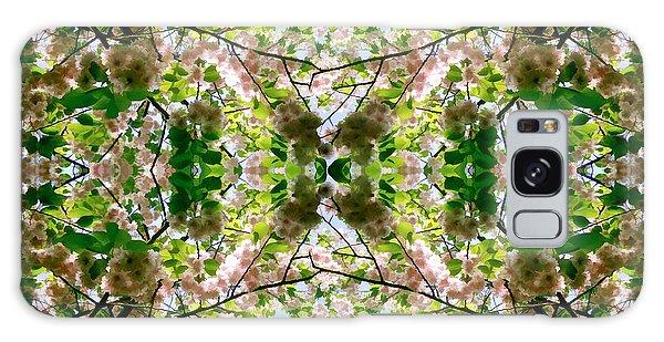 Summer Symmetry Galaxy Case