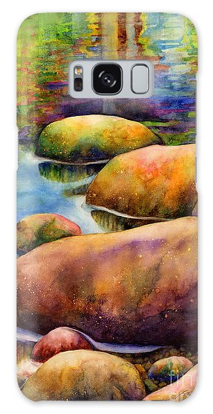 Reflections Galaxy Case - Summer Tranquility by Hailey E Herrera