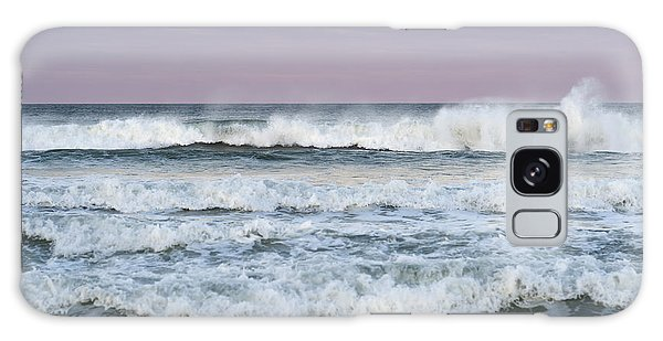 Summer Waves Seaside New Jersey Galaxy Case