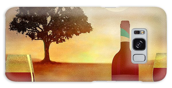 Summer Wine Galaxy Case