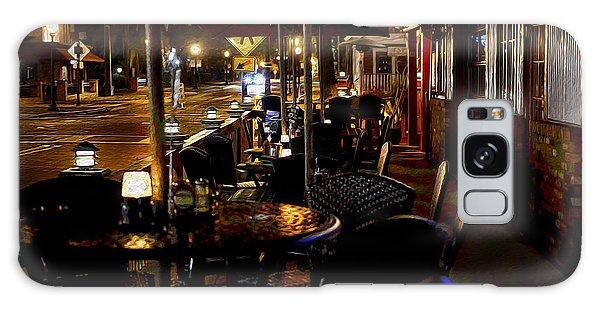 Summerlin Cafe Galaxy Case