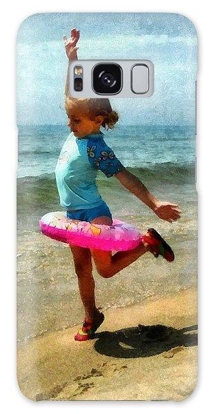 Summertime Girl Galaxy Case