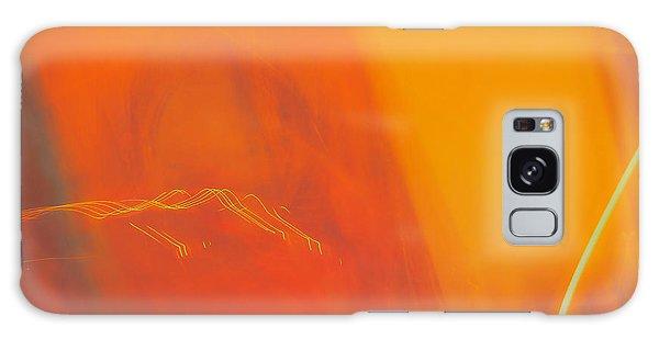 Galaxy Case featuring the photograph Summertimes by Luc Van de Steeg