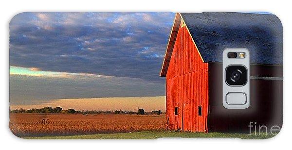 Sun Barn Galaxy Case by Tim Good