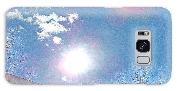Sun Bow Galaxy Case