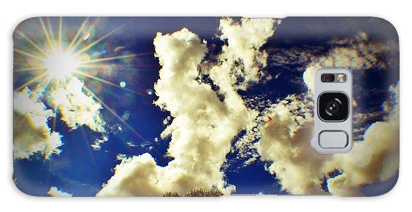 Sun Bubbles Galaxy Case