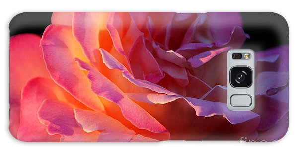 The Sun The Rose And Me Galaxy Case