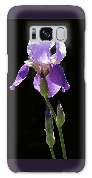 Sun-drenched Iris Galaxy Case