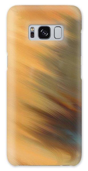 Sun Flare Galaxy Case