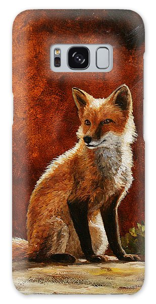 Sun Fox Galaxy Case