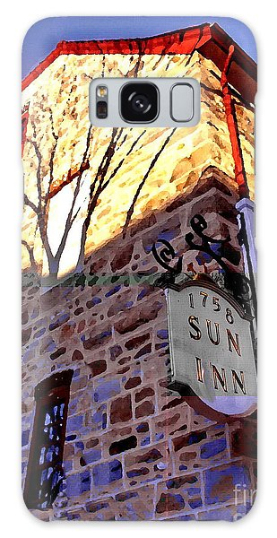 Sun Inn Bethlehem Pa Galaxy Case