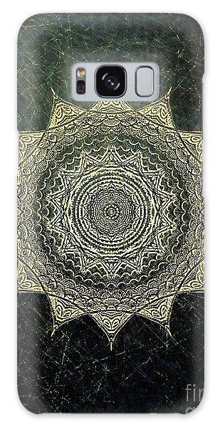 Sun Mandala - Background Variation Galaxy Case